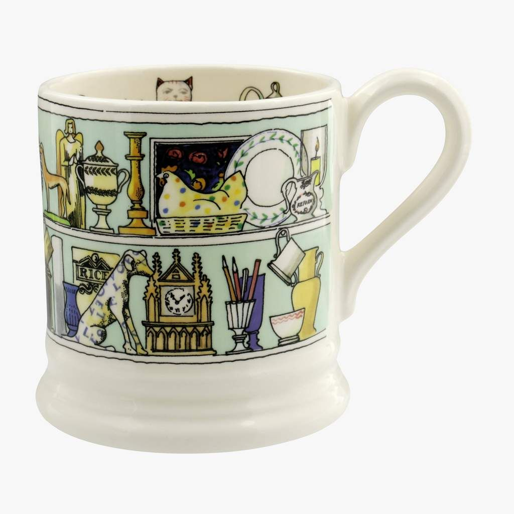Emma Bridgewater Special Things Half Pint Mug