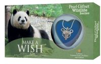 Panda Pearl and Necklace Giftset