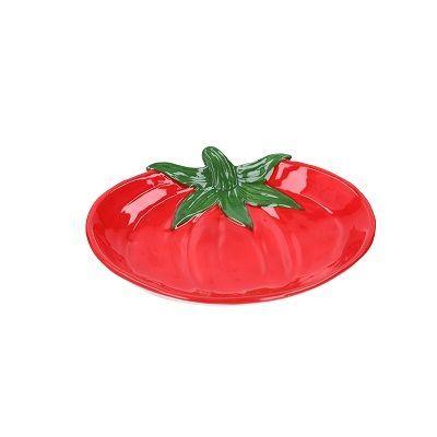 Gisela Graham Tomato Plate
