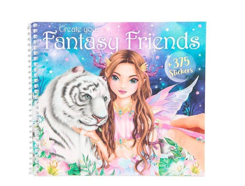 TOPModel Create Your Fantasy Friends