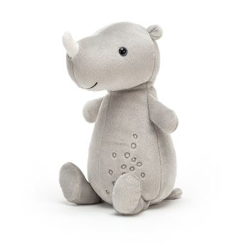 Jellycat Woddletot Rhino Soft Toy