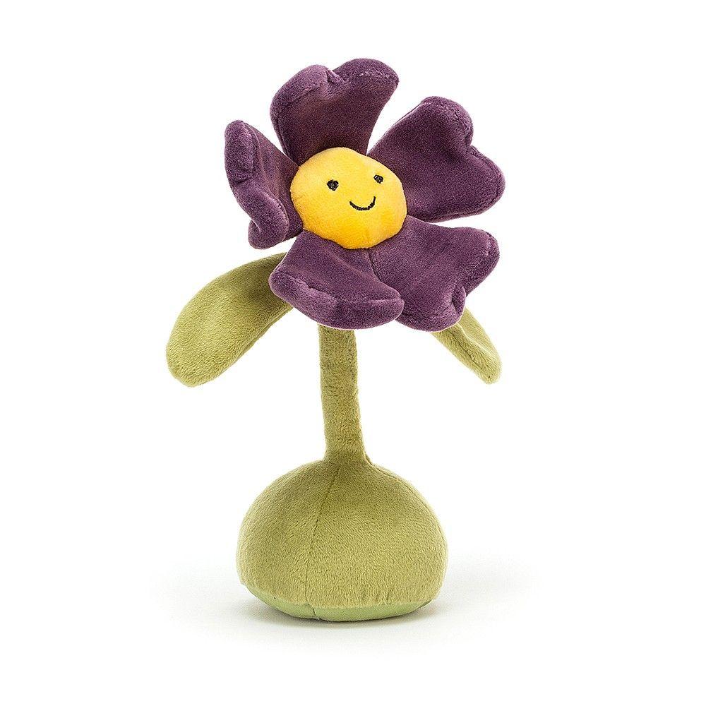 Jellycat Flowerlette Pansy Soft Toy