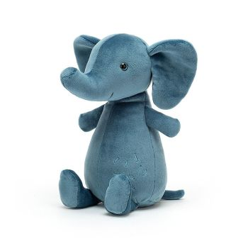 Jellycat Woddletot Elephant Soft Toy