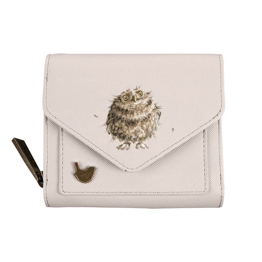 Wrendale Designs Woodlanders Owl Small Purse