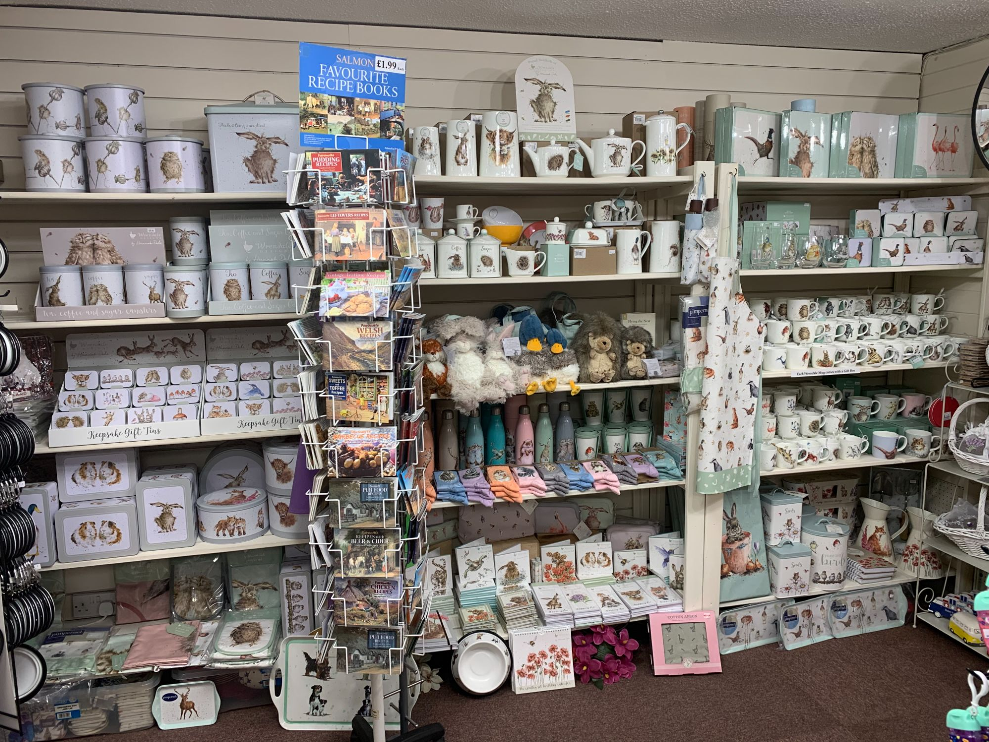 Wrendale Designs at Out of the Blue Totnes