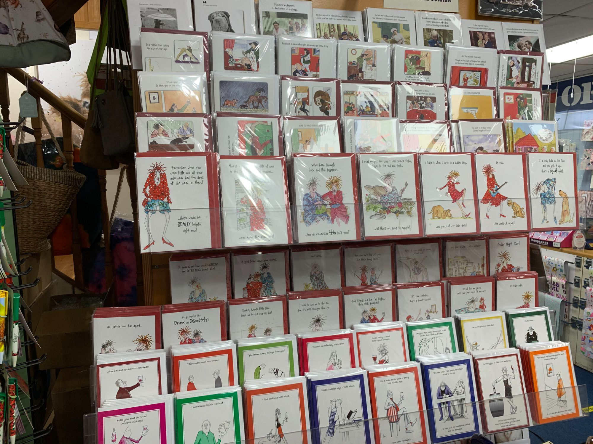 Spring Chicken Cards at Out of the Blue Totnes