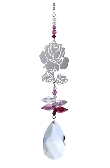 Wild Things Crystal Fantasies Rose - Deep Rose
