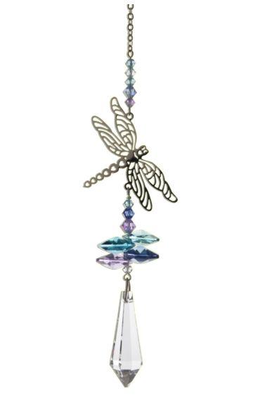 Wild Things Crystal Fantasies Dragonfly - Pastel