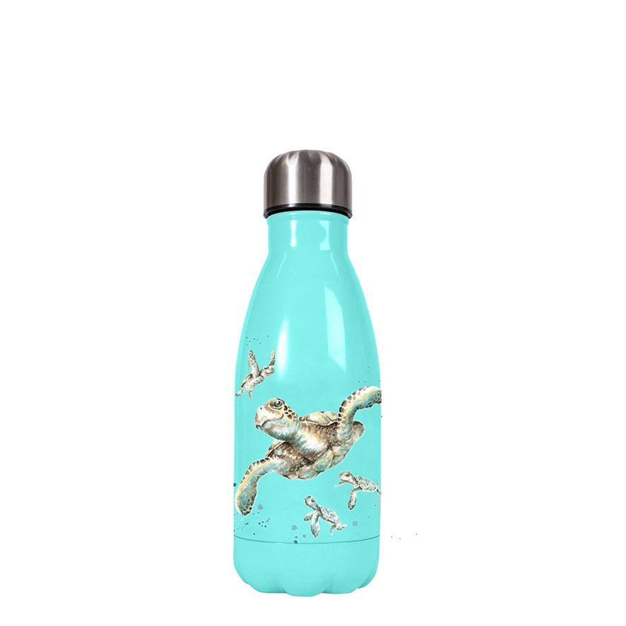 Wrendale Designs Small Turtle Water Bottle
