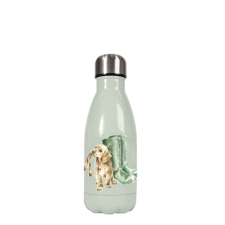 Wrendale Designs Small Dog Water Bottle