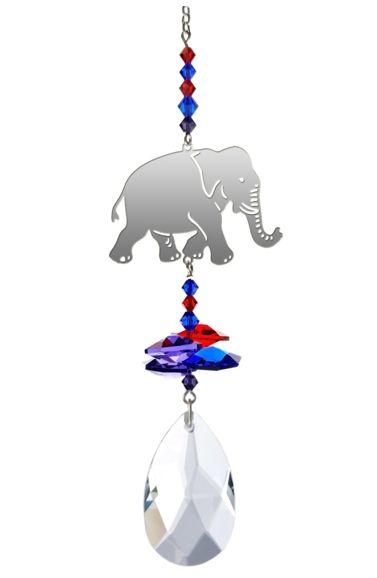 Wild Things Crystal Fantasies Elephant