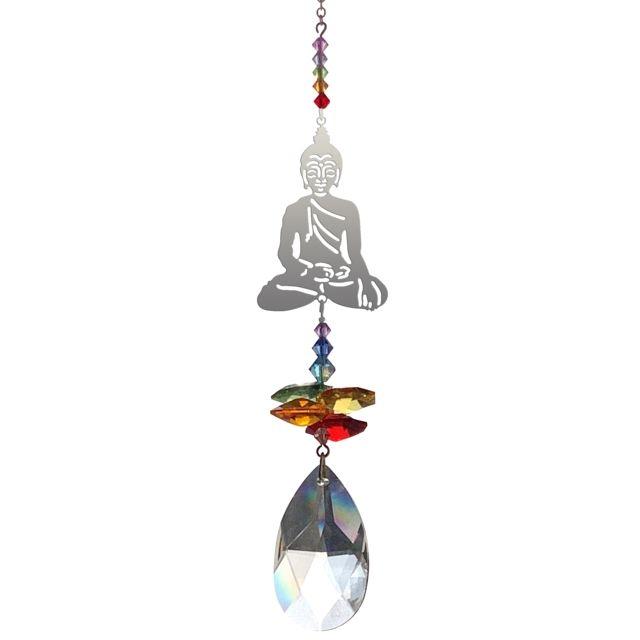Wild Things Crystal Fantasies Buddha - Chakra