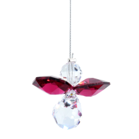 Wild Things Classic Crystal Guardian Angel - Ruby