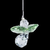 Wild Things Classic Crystal Guardian Angel - Peridot