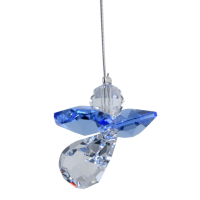 Wild Things Classic Crystal Guardian Angel - Sapphire
