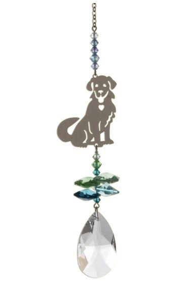 Wild Things Crystal Fantasies Puppy - Green