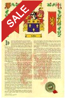 Coats of Arms and Surname Histories