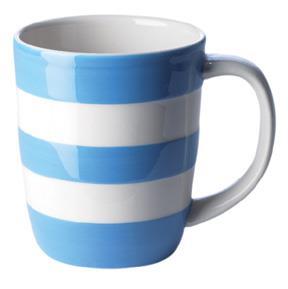 TG Green Cornishware Cornish Blue 12oz Mug