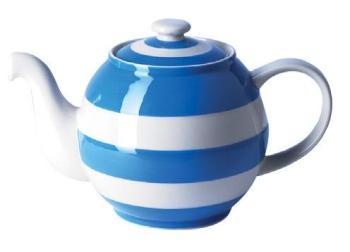 TG Green Cornishware Large Blue Betty 56oz Teapot