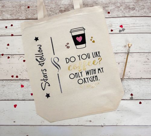 Gilmore Girls new tote 1