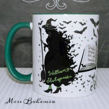 Macbeth Witch Mug P1
