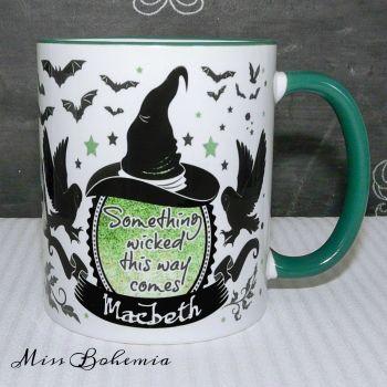 Macbeth Witch Mug P2