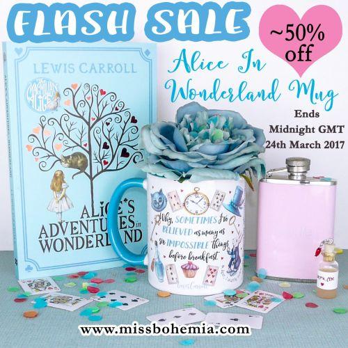 Alice flash sale website