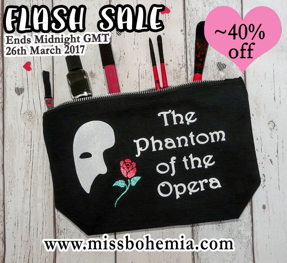 Phantom flash sale website