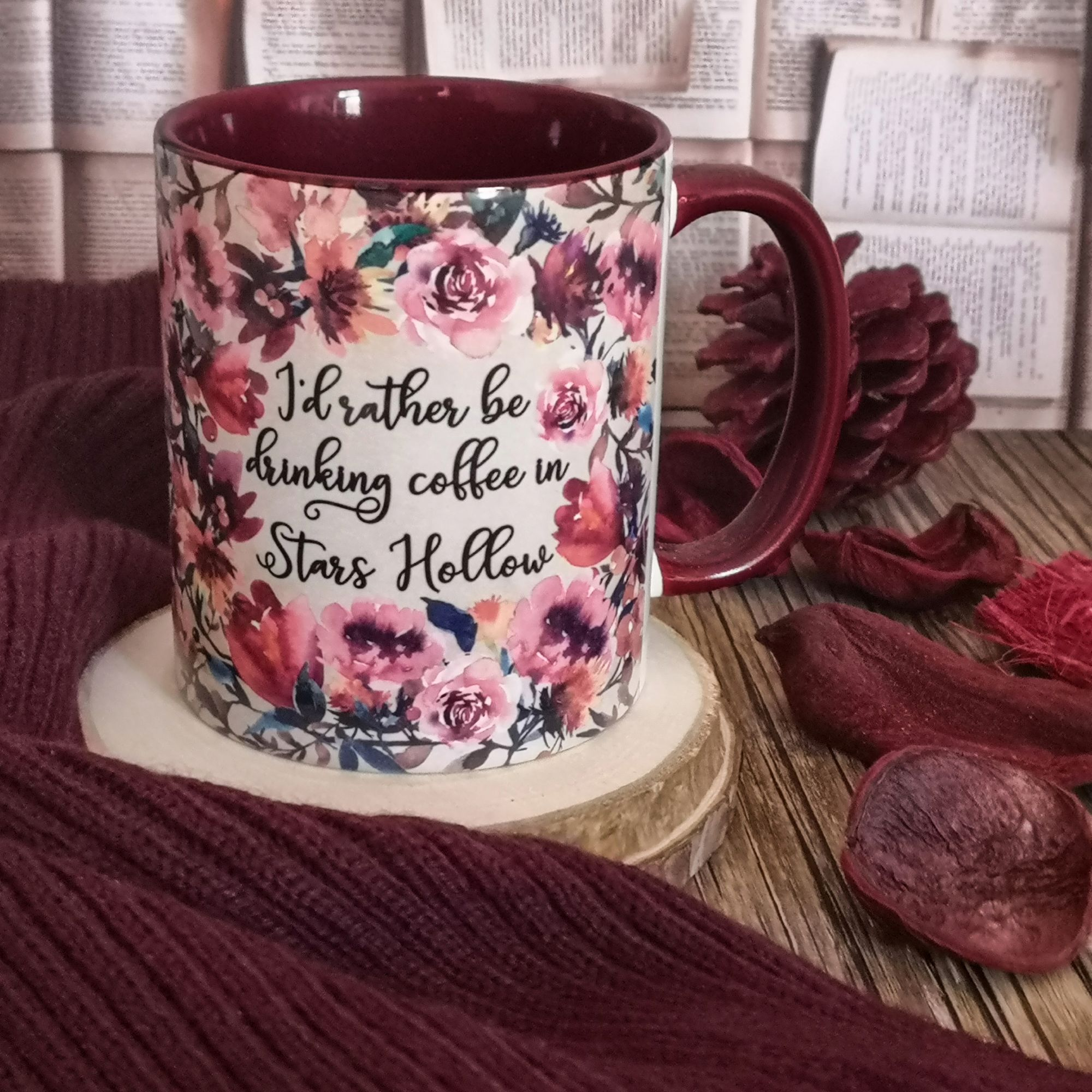 Gilmore Girls Mug Stars Hollow