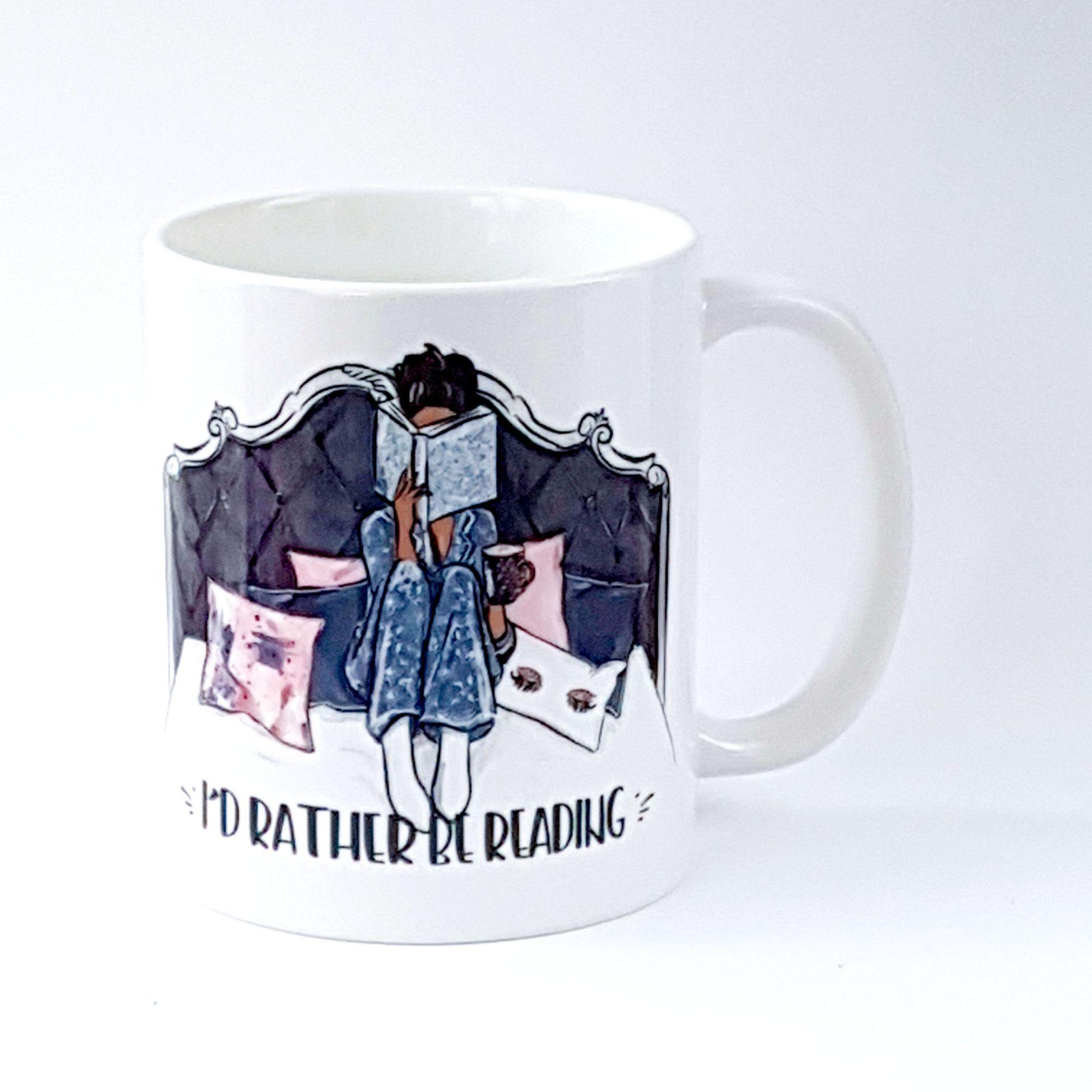 Bookish Mugs and Coasters