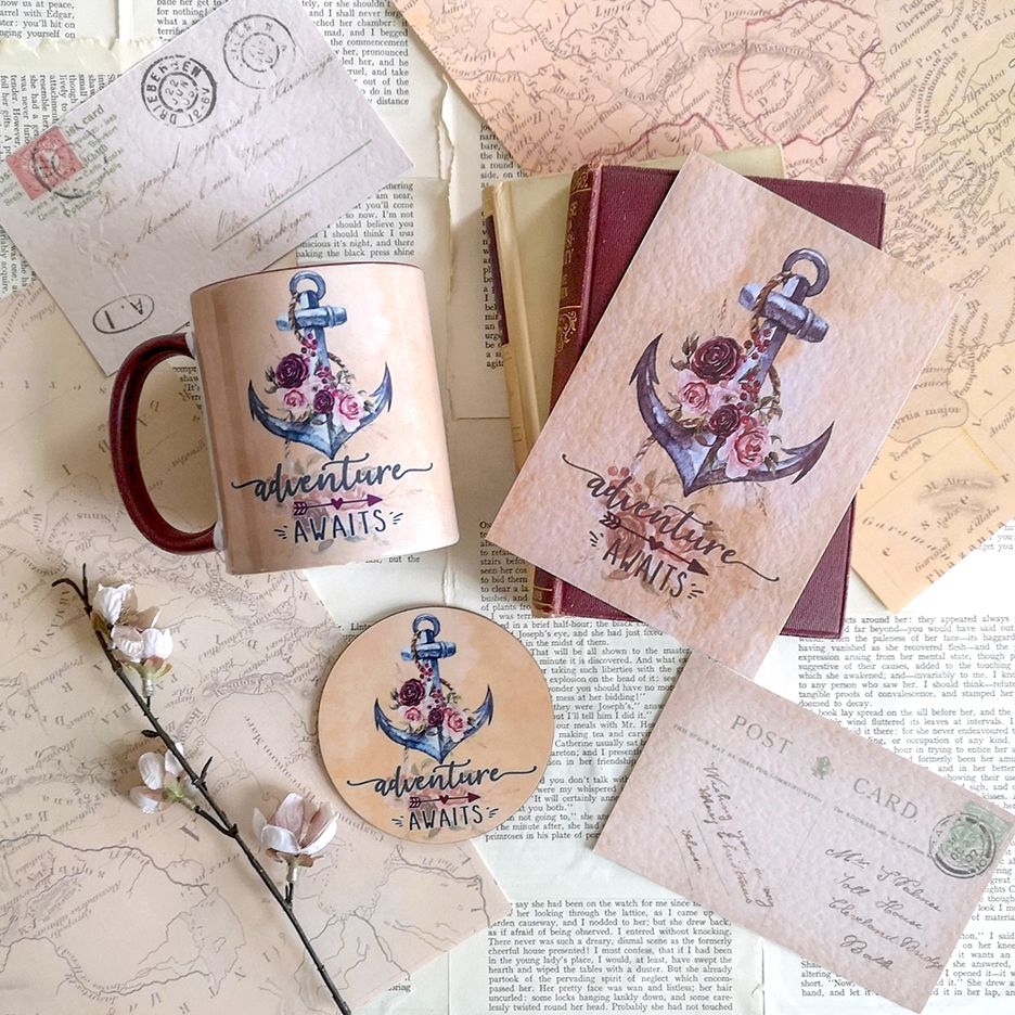 Adventure awaits vintage products 1 smaller