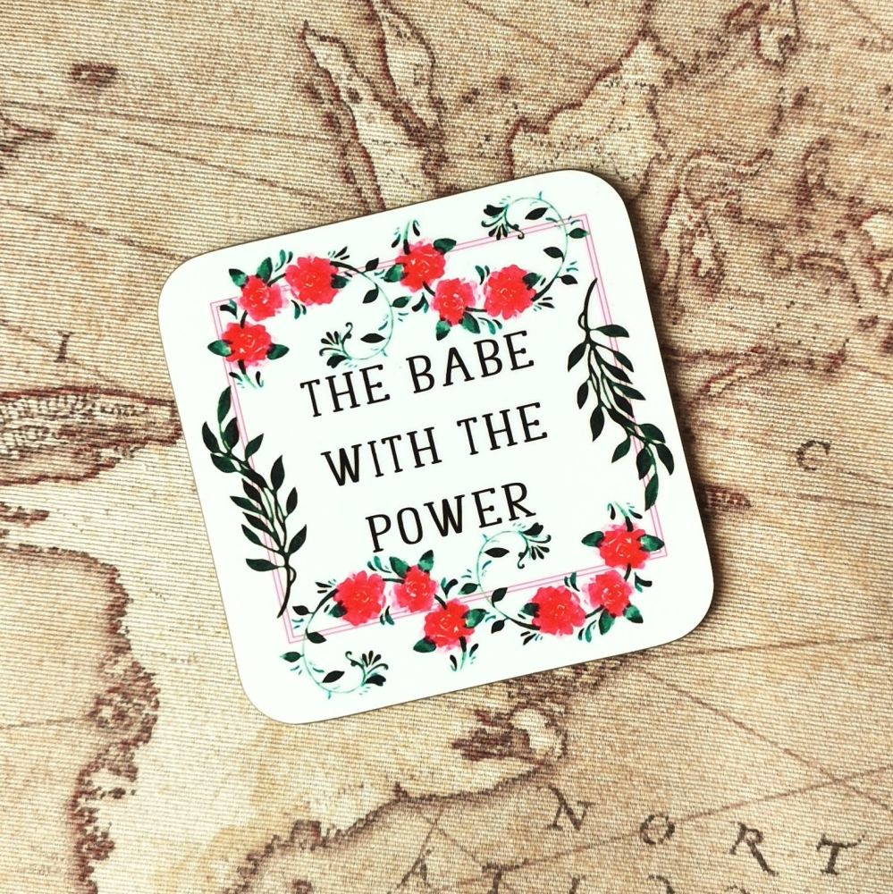 Babe With The Power Coaster | Labyrinth Quote