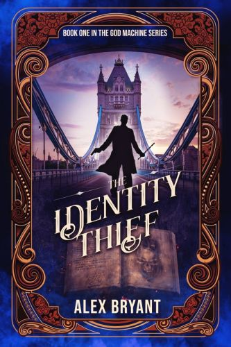 The Identity Thief cover (2)