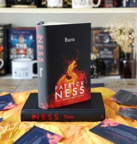 Burn Patrick Ness