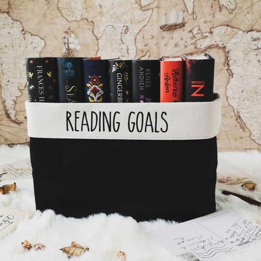 Canvas Organiser Reading Goals (Large)
