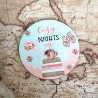 Cosy Nights In  Coaster