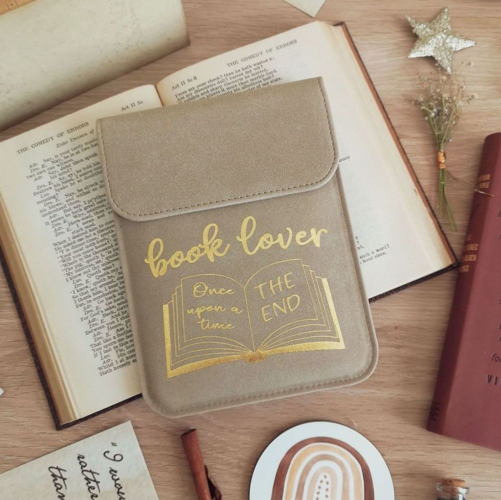Book Lover Kindle Paperwhite Case