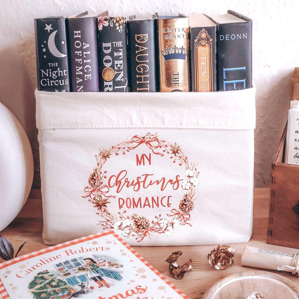Book Basket, My Christmas Romance