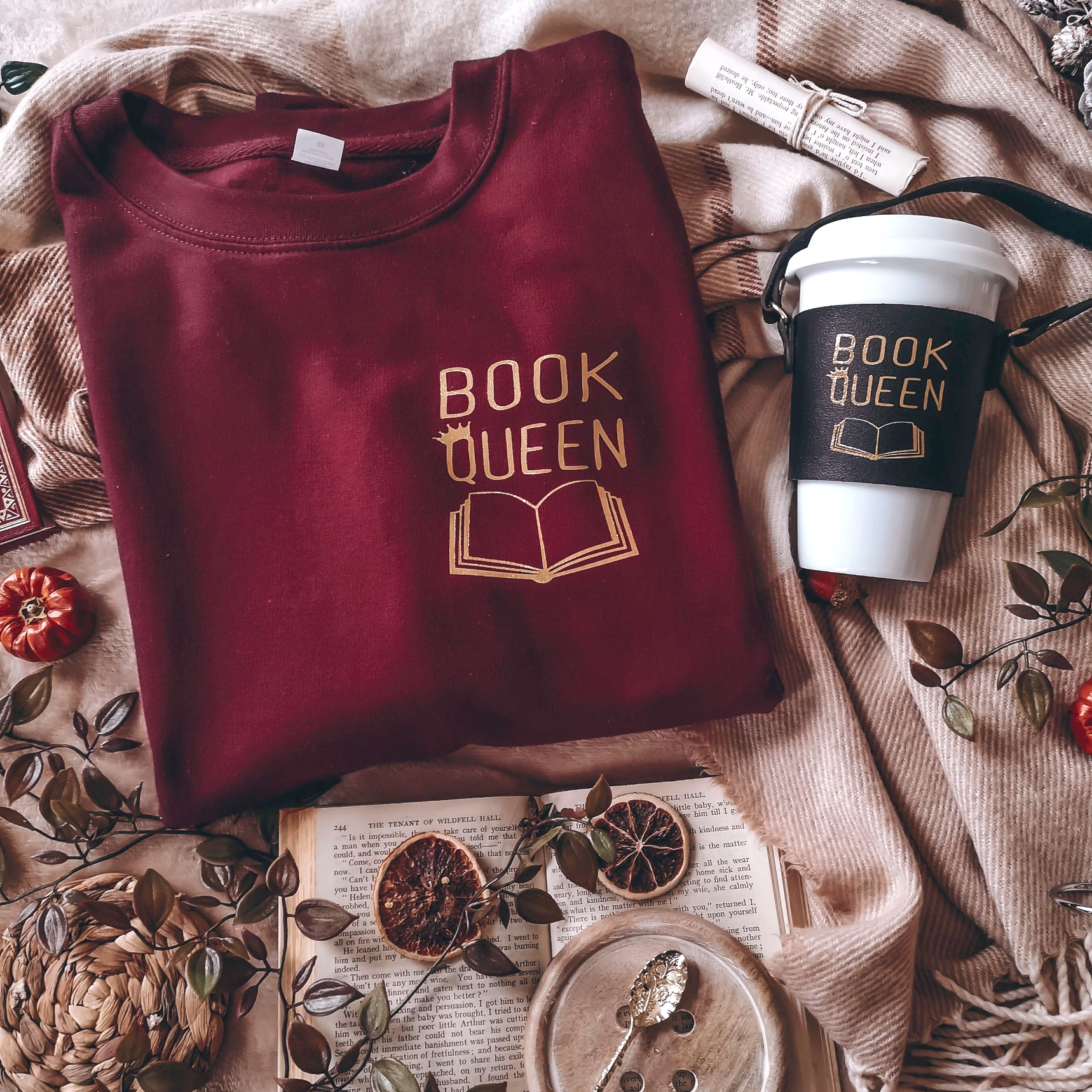New cosy and bookish designs                                                                                                                                                                   ALL NEW PRODUCTS