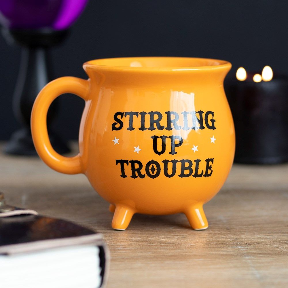 Cauldron Mug, Stirring Up Trouble