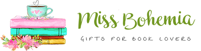 Miss Bohemia, site logo.