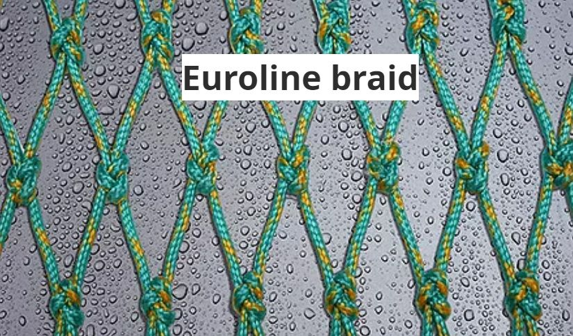 Euroline Braid Fishing Nets