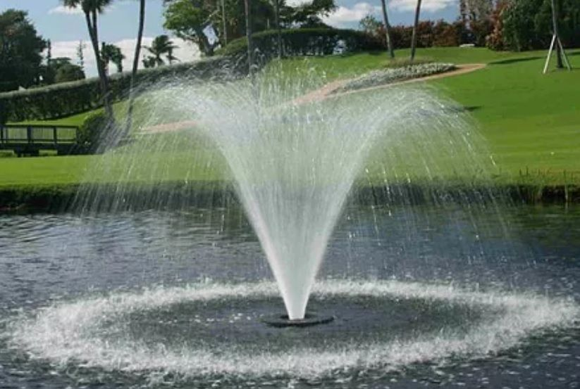 Aeration Splash Fountain Western Australia