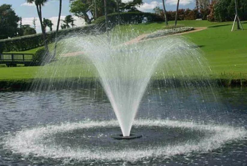 Aeration Splash Fountain Western Australia