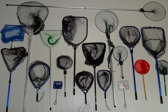 Scoop Nets and Landing Nets For Sale Australia