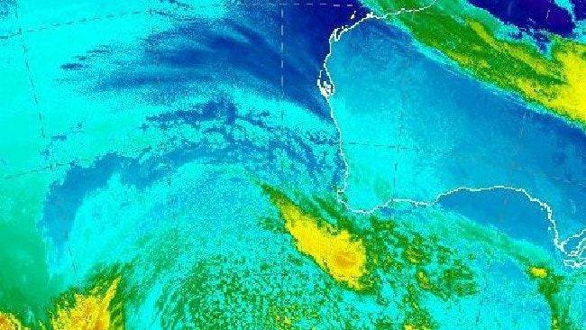Marine Forecast Perth