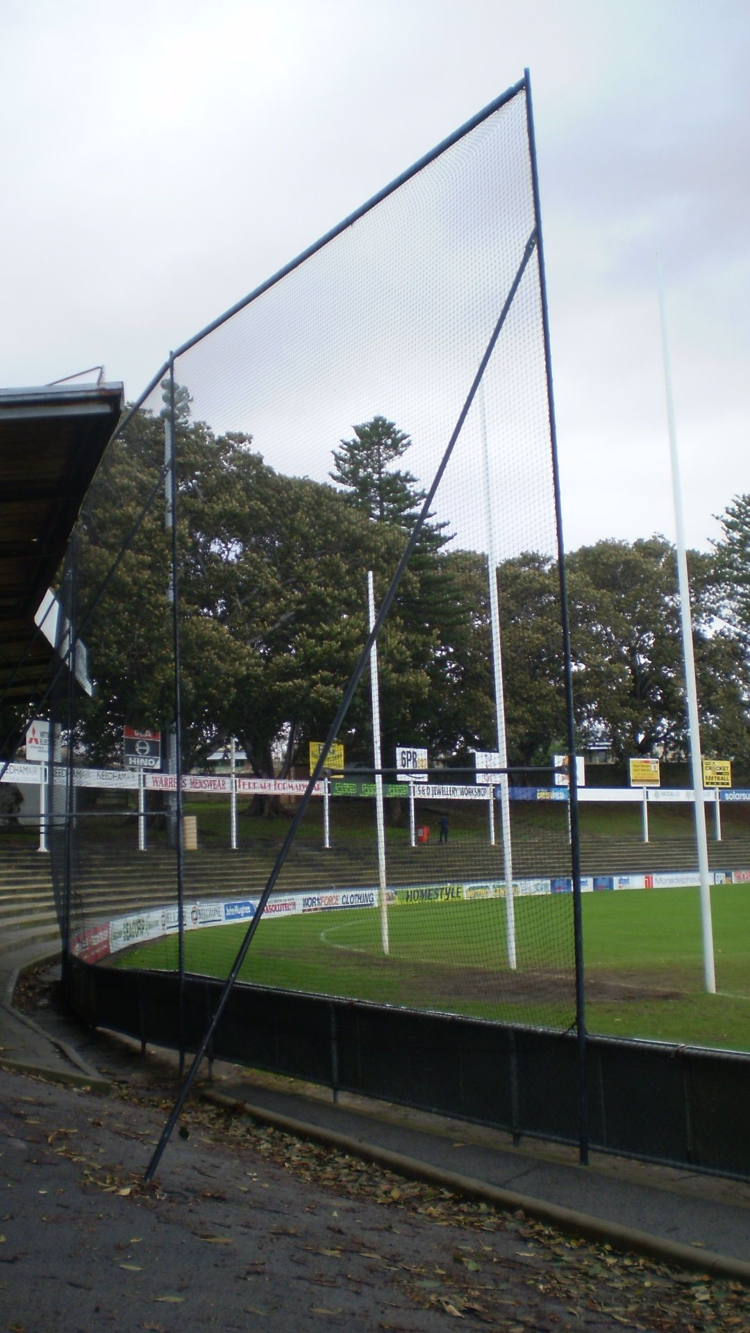 Football and Cricket Net Suppliers Perth, Australia