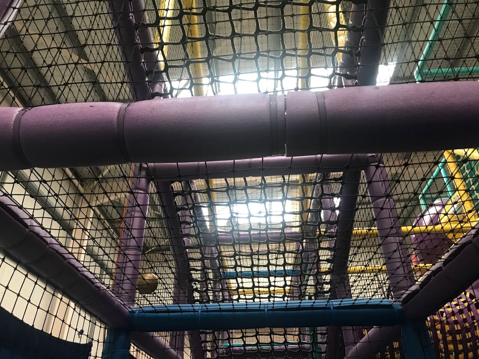 Playground Netting - Available at Diamond Networks