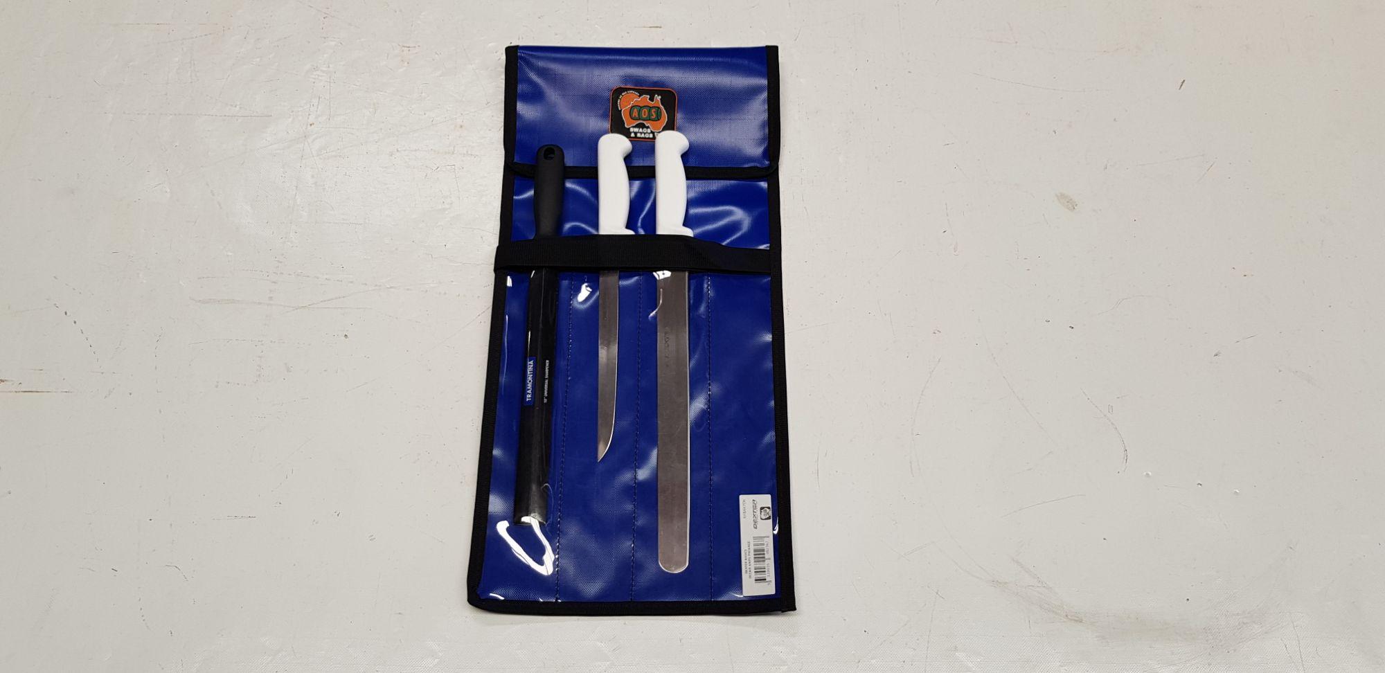 Dexter Deckies Knife Pack For Sale in  Perth Western Australia