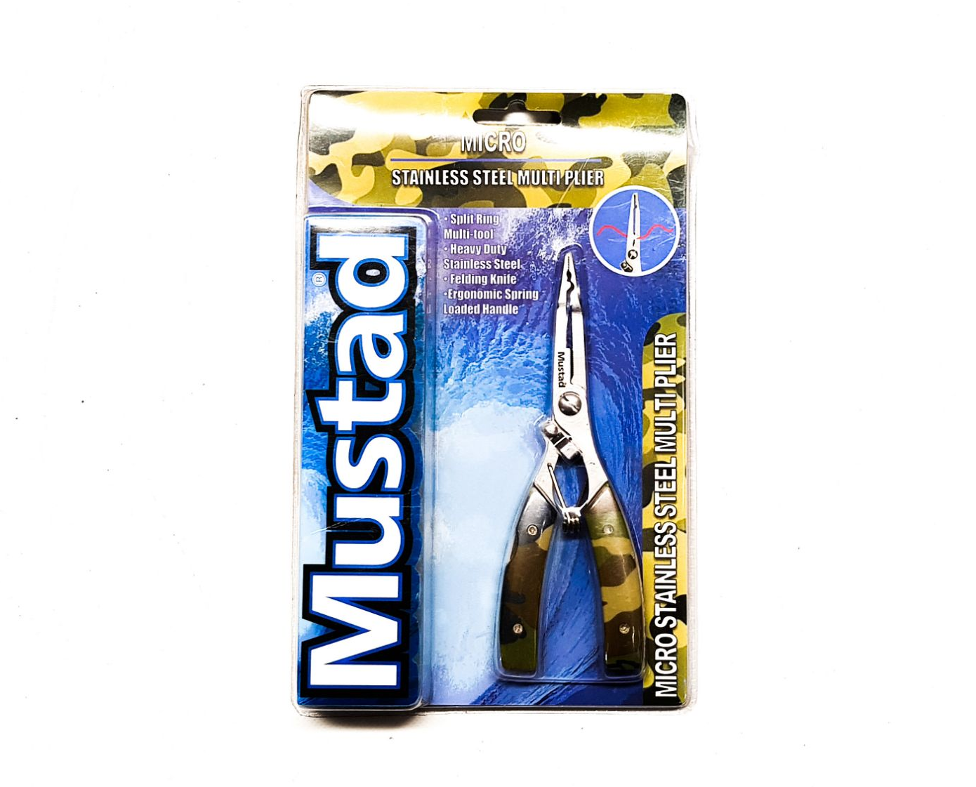Mustad Stainless Steel Multi Purpose Pliers For Sale in  Perth Western Australia